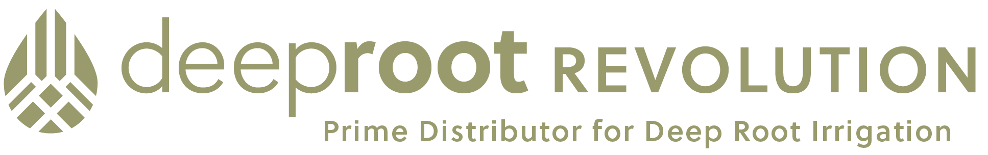 Welcome to the Deep Root Revolution Deep Root Irrigation Systems